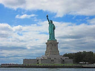 Circle Line crucero completo por la isla de Manhattan - Estatua de la Libertad