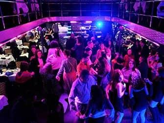 Crucero con cena bufé en Nueva York - Pista de baile