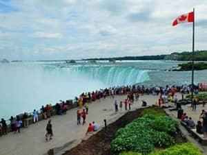 Excursion de 3 dias desde Nueva York a Canada, Niagara Falls y Finger Lakes