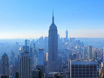 Tickets para el Top of the Rock - Vistas del Empire State Building
