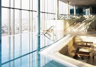 hoteles con piscina en Nueva York