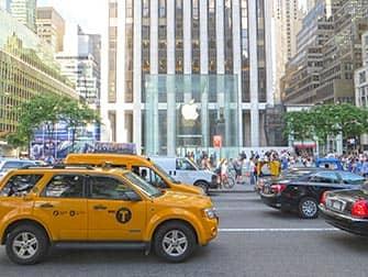 Apple Store en Nueva York - Fifth Avenue