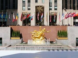 Rockefeller Center en Nueva York
