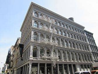 SoHo en Nueva York - edificio