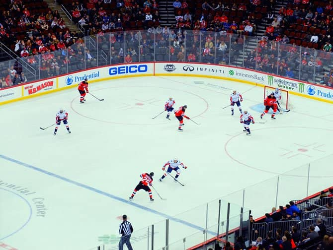 Tickets para los New Jersey Devils - Ice Hockey