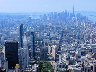 Tickets para el Empire State Building - vistas de Downtown
