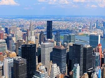 Tickets para el Empire State Building - East River