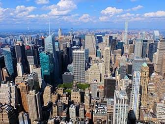Tickets para el Empire State Building - Vistas de Uptown
