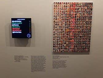 The International Center of Photography en Nueva York - Exposicion Public, Private, Secret