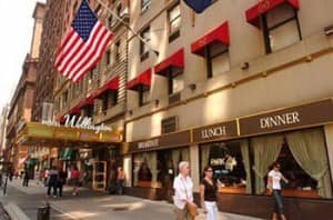 Wellington Hotel en Nueva York