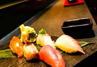 El mejor Sushi de Nueva York