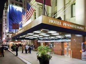 Pennsylvania Hotel en Nueva York