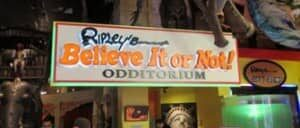 Ripleys Believe It or Not en Nueva York