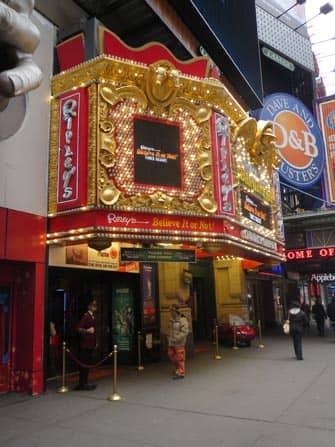 Museo Ripley's Believe It or Not! en Nueva York - exterior