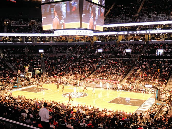 Tickets para los Brooklyn Nets - Partido