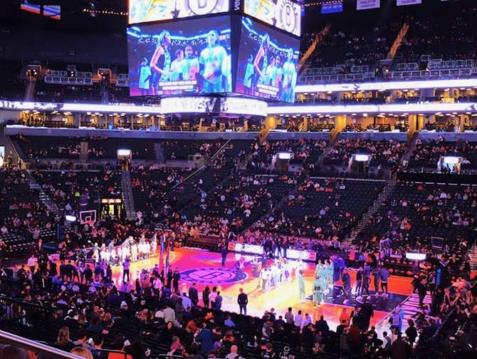 Tickets para los Brooklyn Nets - Show