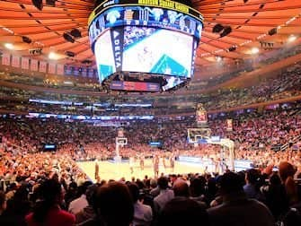 Tickets para los New York Knicks - Madison Square Garden