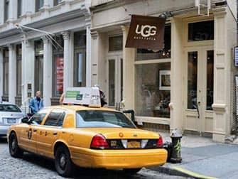 UGG Stores en Nueva York - tienda