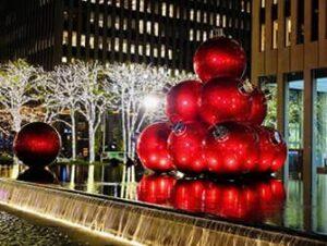 Las navidades en Nueva York