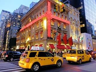 Las navidades en Nueva York - Cartier