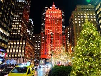 Las navidades en Nueva York - Decoracion