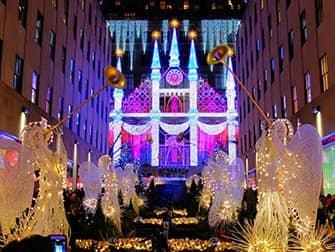 Las navidades en Nueva York - Saks Fifth Avenue