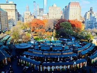 Las navidades en Nueva York - Union Square Market