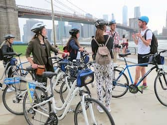 New York Pass - Tour en bicicleta