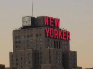 New Yorker Hotel en Nueva York