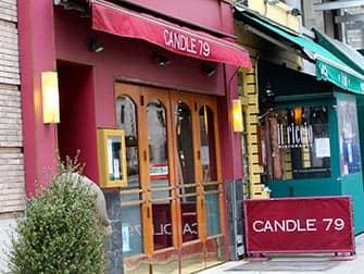 Restaurantes vegetarianos en Nueva York - Candle 79
