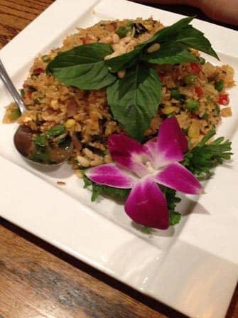 Restaurante vegetariano en NYC - Wild Ginger en Brooklyn