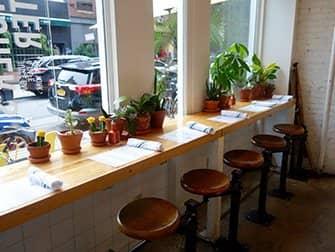 Restaurantes vegetarianos en Nueva York - The Butcher's Daughter