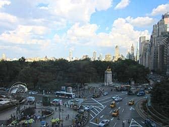 Stone Rose en Nueva York - vistas