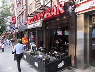 Vida nocturna en Midtown NYC - Mercury SportsBar
