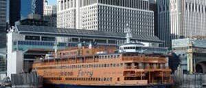 El ferry de Staten Island