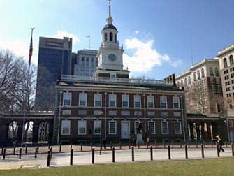 Excursion de 2 dias a Washington DC - Constitution Hall Philadelphia