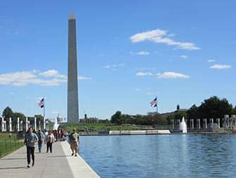 Excursion de 2 dias a Washington DC - Monumento