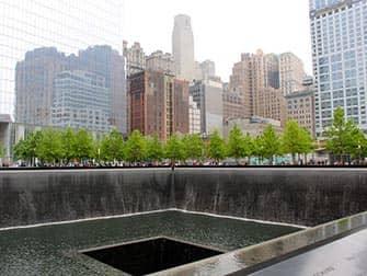 Financial District Tour en NYC - Monumento 11-S