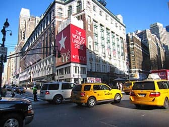 Macys en Nueva York - exterior