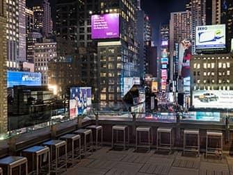 Novotel Times Square Hotel en Nueva York - Terraza Rooftop