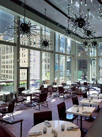 Novotel Times Square Hotel en Nueva York - restaurante