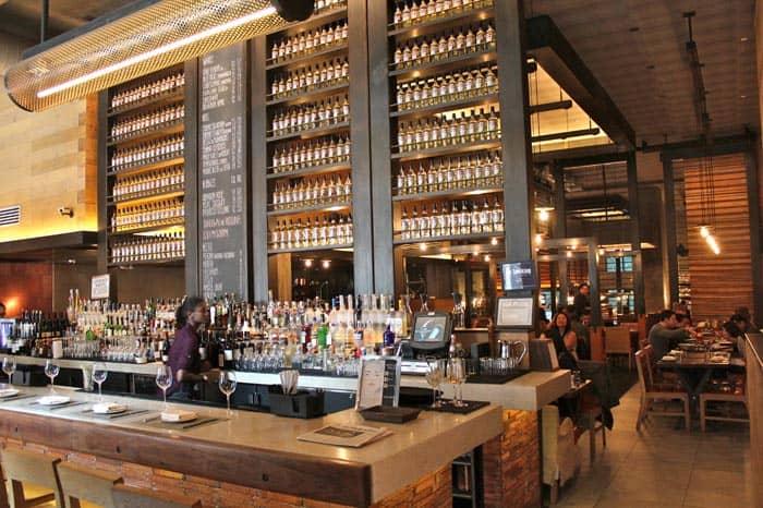 Restaurantes romanticos en Nueva York - Gansevoort Park Avenue
