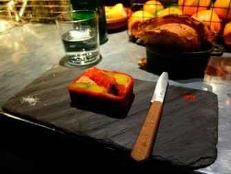 Restaurantes y bares románticos en Nueva York - Cena