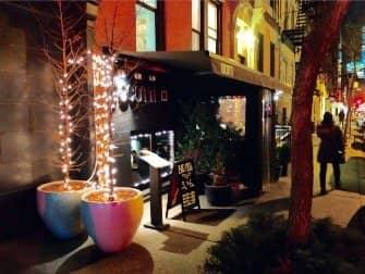 Restaurantes y bares románticos en Nueva York - Cocotte