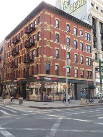 Tenement Museum en Nueva York - Lower East Side