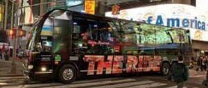 The Ride en Nueva York
