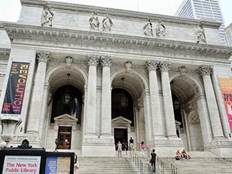 Tour por la arquitectura de Nueva York - Public Library