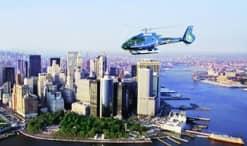 Traslado en Helicóptero desde Lower Manhattan hasta los aeropuertos de Nueva York