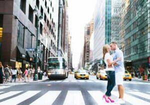Recorrido privado a pie por Nueva York con un fotógrafo personal