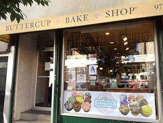 Los mejores cupcakes en Nueva York - Buttercup Bake Shop